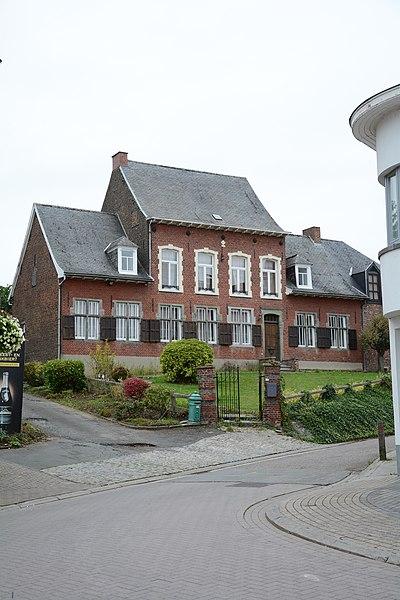 Boerenhuis, Monseigneur Abbeloosstraat 4, Gooik