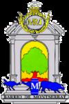 Oficiala emblemo de Monserrat