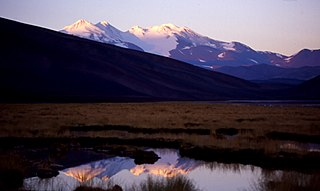Monte Pissis mountain