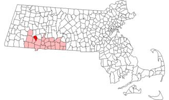 Montgomery, Massachusetts - Image: Montgomery ma highlight