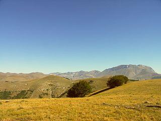 Sibillini Mountains mountain