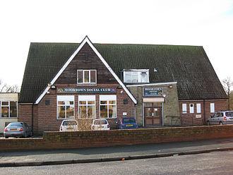 Moortown, Leeds - Moortown Social Club, Cranmer Gardens