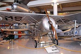 Morane-Saulnier MoS-50 - Morane-Saulnier MS 50C at Aviation Museum of Central Finland