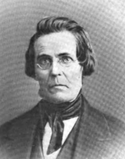 Mordecai Bartley American politician