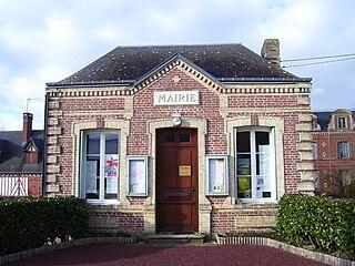 Morsan Commune in Normandy, France