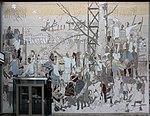 Mosaik Karl-Marx-Allee 34 (Mitte) Café Moskau Bert Heller 1964.jpg
