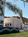 Moschee in Muttrah Al Bahri Rd - المسجد في مطرح البحري آل شارع - panoramio.jpg