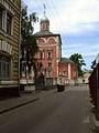 Moscow, Vvedenskaya v Barashakh, Podsosensky Lane 02.jpg