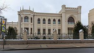 Fyodor Schechtel - Zinaida Morozova Palace, 1893