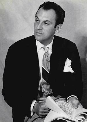 Moss Hart - Hart in 1940