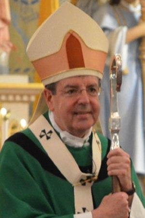 Allen Henry Vigneron - Image: Most Reverend Allen Henry Vigneron, Archbishop of Detroit