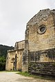 Mosteiro de San Lourenzo de Carboeiro - Monasterio de San Lorenzo de Carboeiro - Monastery of Carboeiro - Exterior - 01 - Fachada sur.jpg