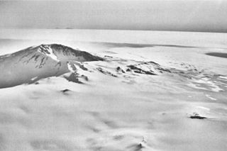 Mount Sidley highest dormant volcano in Antarctica