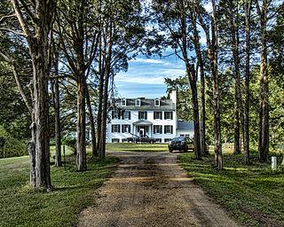 Mount Aventine United States historic place