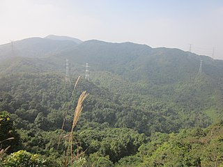 Mount Yangtai mountain in Peoples Republic of China