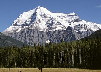 Mount Robson Provincial Park - Image: Mount Robson. Mount Robson Provincial Park