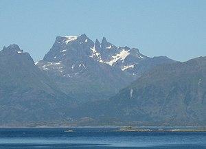 Møysalen National Park - Image: Moysalen 2