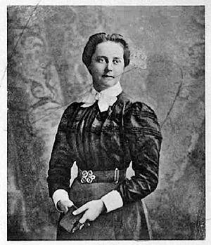 Geraldine Taylor - Mrs. Howard Taylor