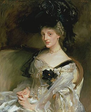 Sir William Agnew, 1st Baronet - Mrs Philip Leslie Agnew, John Singer Sargent, 1902