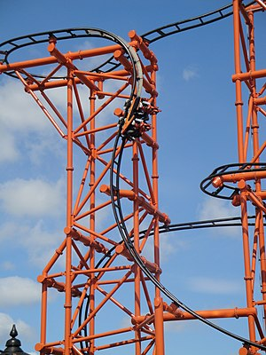 Flamingo Land - Image: Mumbo Jumbo Flamingoland