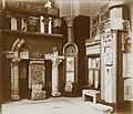 Musée égyptien - Intérieur d'une salle - art chrétien en Egypte, byzantin et copte - Le Caire - Médiathèque de l'architecture et du patrimoine - AP62T163572.jpg