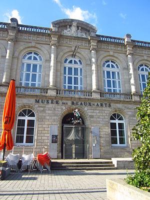 Musée des beaux-arts de Quimper - Image: Musée des beaux arts de Quimper