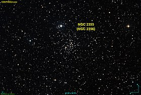 Image illustrative de l'article NGC 2355