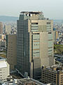 NHK Osaka Broadcasting Station Building 20110319.jpg
