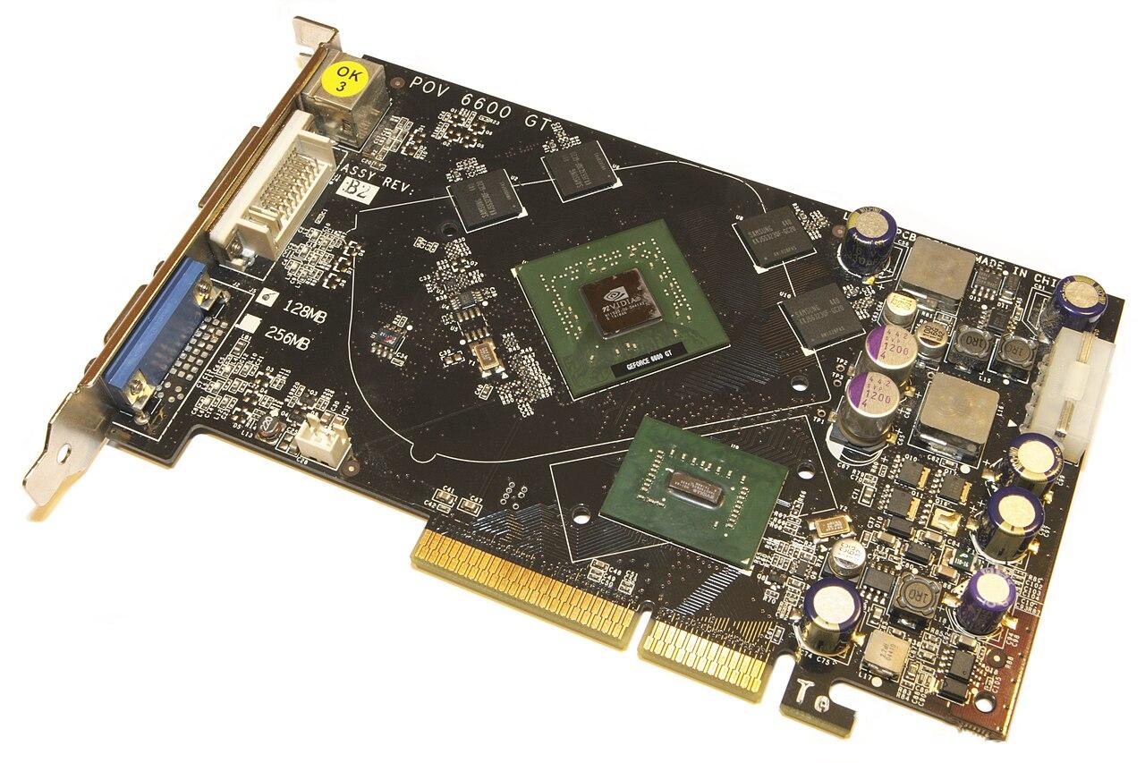 GeForce 6 series - Wikiwand