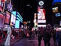 NYC - Midtown Manhattan – Duffy Square – Broadway by night - panoramio.jpg