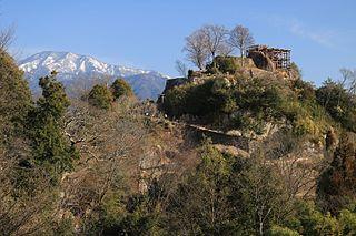 Naegi Castle