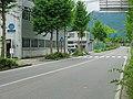 Nagano pref road 306 in Minambara-Machi.jpg