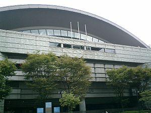 2006 FIVB Volleyball Women's World Championship - Image: Namba 9
