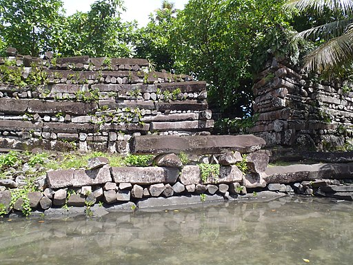 Nan Madol megalithic site, Pohnpei (Federated States of Micronesia) 5
