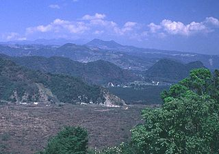 Naolinco volcanic field