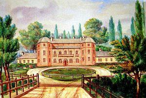 Czetwertyński - Image: Napoleon Orda Palace of Chatsvyartsinsky Family, Hrodna