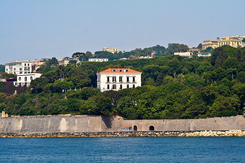 Napoli - Villa Rosebery2