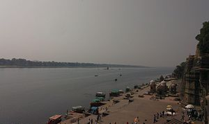 Maheshwar - Narmada river, Maheshwari