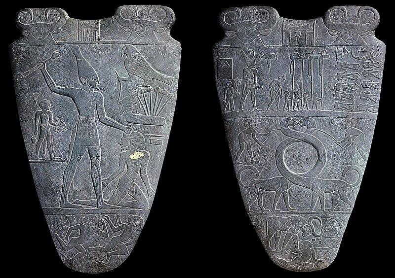 Archivo:Narmer Palette.jpg