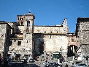 Roman Catholic Diocese of Terni-Narni-Amelia - Co-cathedral in Narni