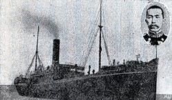 日本海海戦における連合艦隊幹部