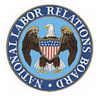 NLRB logo, via Wikipedia