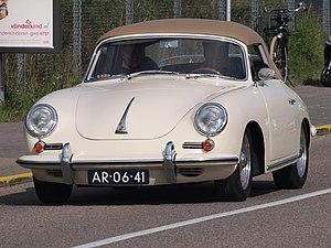 Porsche family - Porsche 356 B