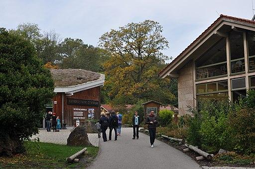 Nationalparkzentrum Thiemsburg (UNESCO-Weltnaturerbe Hainich)