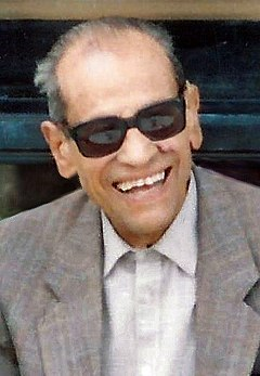 Naguib Mahfouz (Arabic: , Nagīb Maḥfūẓ) (December 11, 1911 – August 30, 2006) was an Egyptian writer who won the 1988 Nobel Prize for Literature.