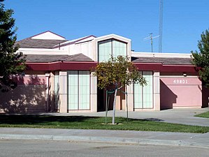 Neenach, California - Image: Neenach California School