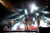 Neljä Ruusua - Ilosaarirock 2011 1.jpg