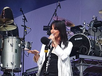 Nena - Nena performing at the Zitadelle, Berlin on 22 June 2018
