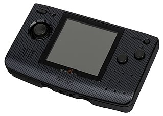 Neo Geo Pocket handheld game console