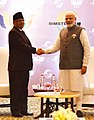 Nepal PM Pushpa Kamal Dahal meets Prime Minister Narendra Modi.jpg